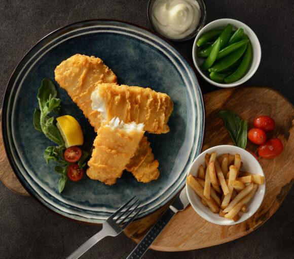 Sustainable Harvest Fish