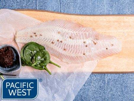 Pacific West hake fillets