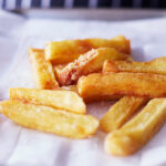 Heston Blumenthal's triple cooked chips
