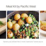Meal Kit: Barramundi with Tartare Sauce and a Minted Pea & Potato Salad