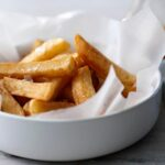 Twice cooked chips - the best you will ever taste!