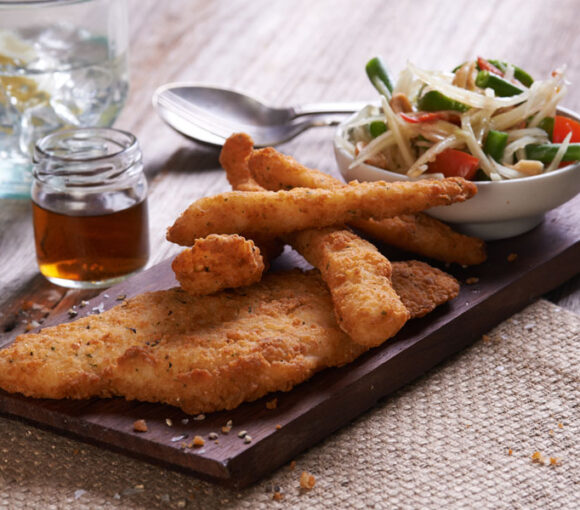 Pacific West Dusted Flounder