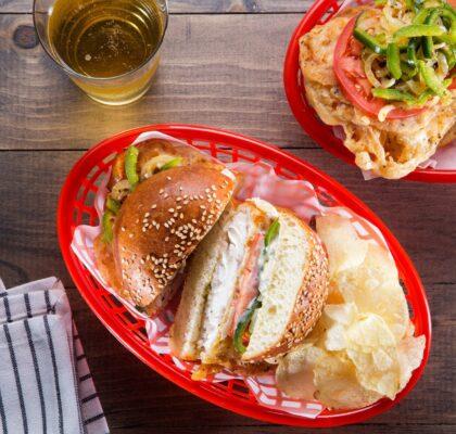 fantastic fish sandwich