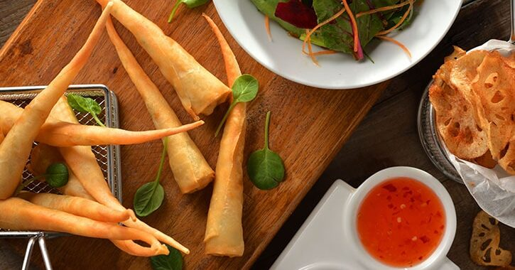 Perfect Prawn Cones with Two Authentic Sauces