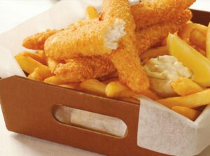 Pacific West's Panko Crumbed Flathead Fillets