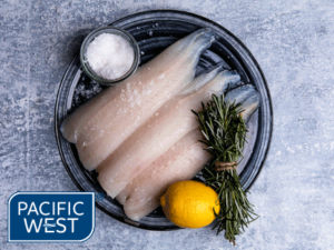 Pacific West skinless hake fillets