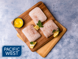Pacific West's Goldband snapper portions skinless
