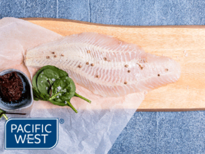 Pacific West hake fillets skinless