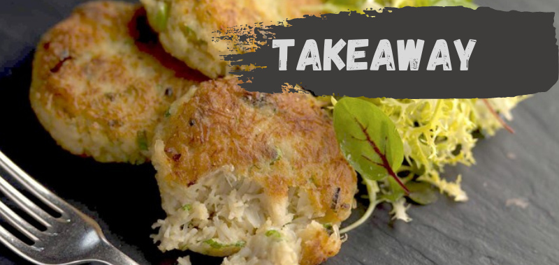Aromatic Asian-Style Crab Cakes