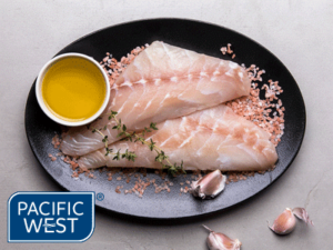 Pacific West snapper skinless fillets