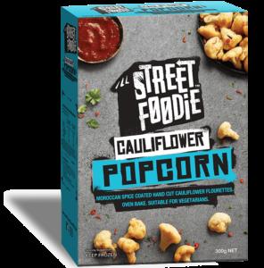 Pacific West's Cauliflower-Popcorn
