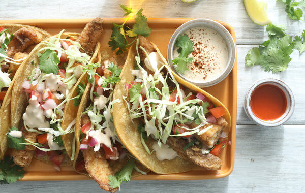 Authentic Baja Fish Tacos – Food Truck Style!
